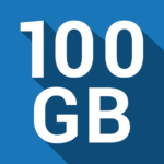 Degoo Cloud Storage 100 GB