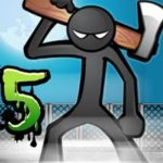 Anger of stick 5 – zombie