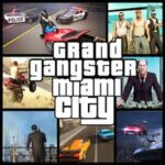 Grand Gangster Miami City Auto Theft